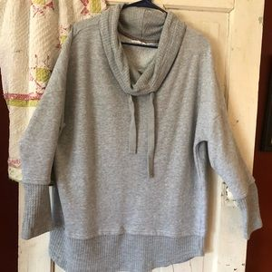 Cowl neck xxl top from maurices worn once